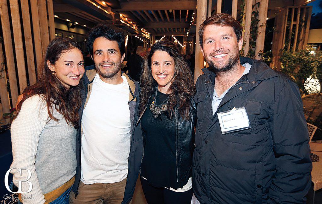 Melida Gonzalez  Rodrigo Empudia  Renata Hamdan and Gustavo Tonella