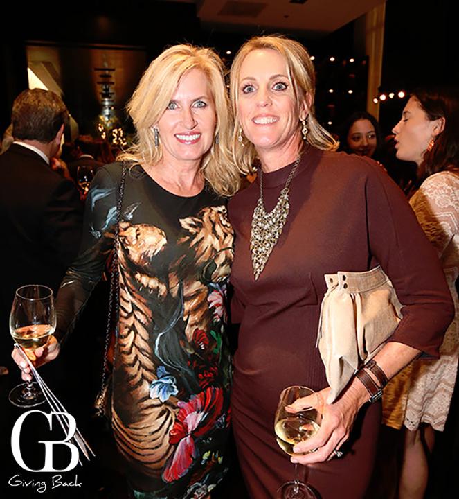 Melinda Shough and Terri Bourne