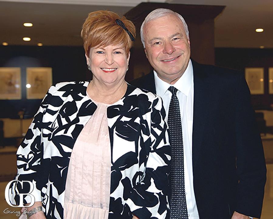 Melissa and Gerry Fazio