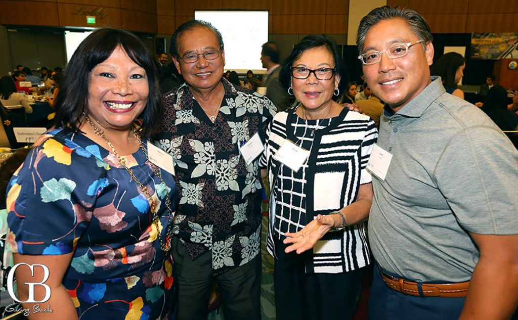 Melyn Acasio with Gerry  Angie and Joe Tubao