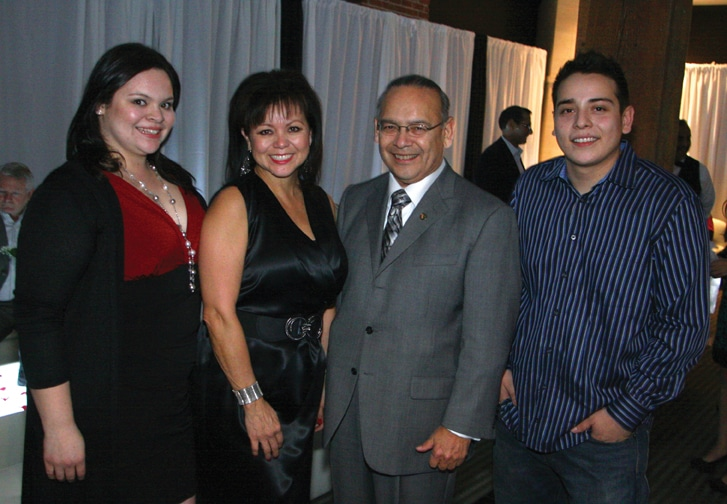 Melyna, Lidia, Ted and Ted Martinez +.JPG
