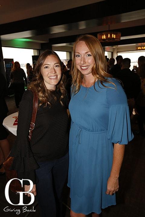 Meredith Swanson and Krystal Profit