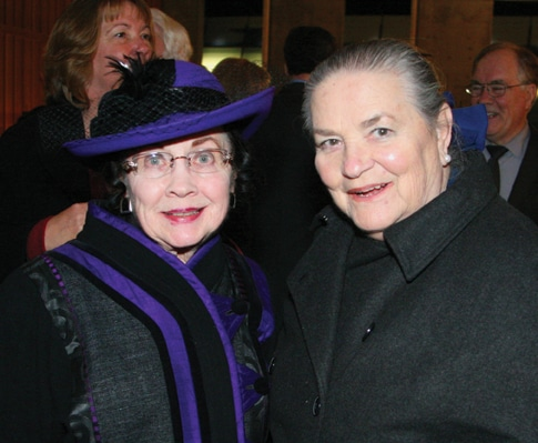 Merle Lotherington and Rose Marie Taylor.JPG