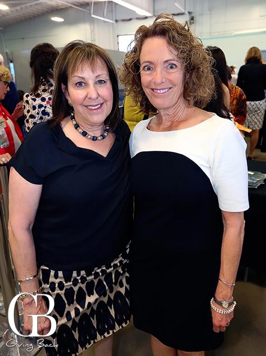 Merle Brodie and Linda Katz