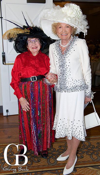 Merle Lotherington and Ursula Koehler