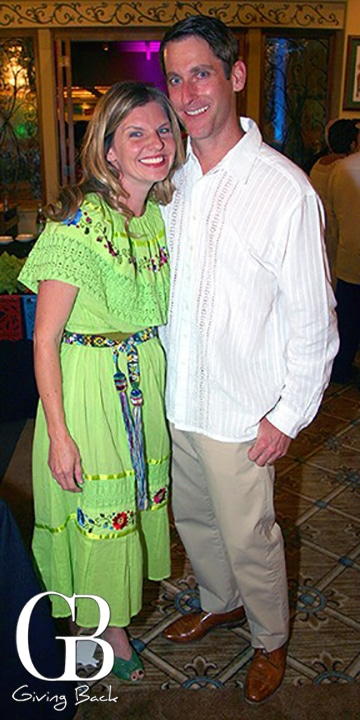 Merrilee and Brad Willoughby