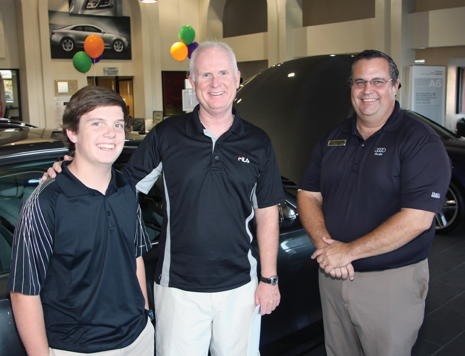 Michael Easterling, Michael Easterling and Dan Pinkerton.JPG