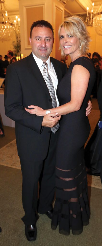 Michael Kazemzadeh and Jacqui Olsen.JPG