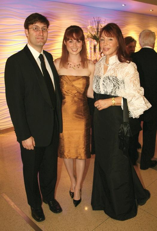 Michael Koman, Ellie Kemper and Sherry Jamieson +.JPG