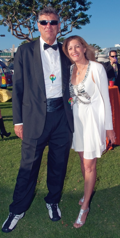 Michael and Jill Duoto