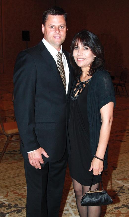 Michael and Julia May