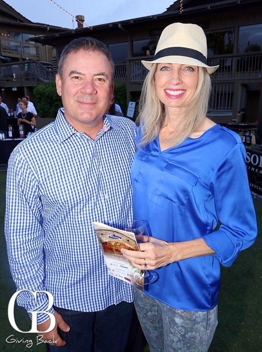 Michael Bruce and Jennifer Love Bruce