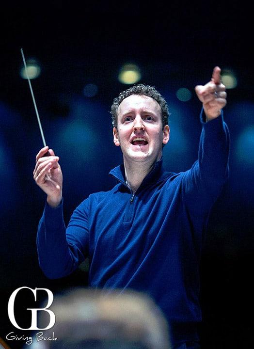 Michael Francis Conducting