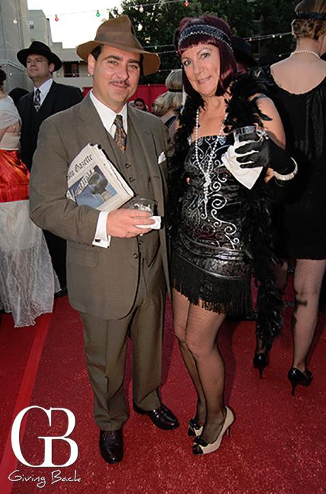 Michael Giancristiano and Cynthia Moore