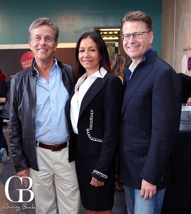 Michael Librizzi  Angie Montoya and Gary Koerper