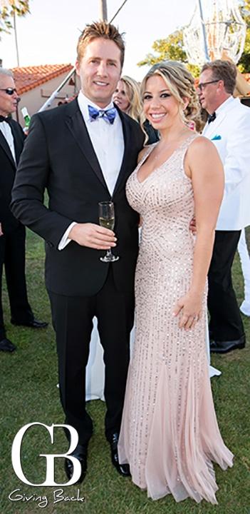 Michael and Brooke Hubbard