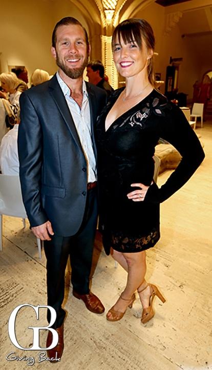 Michael and Christina Maggiora
