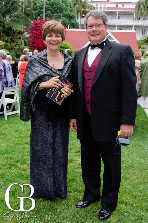 Michael and Rebecca Emerson
