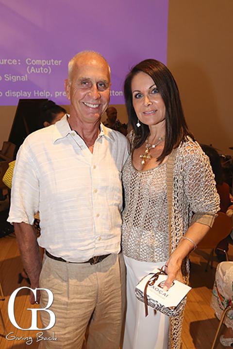 Michael and Rita Szczotka
