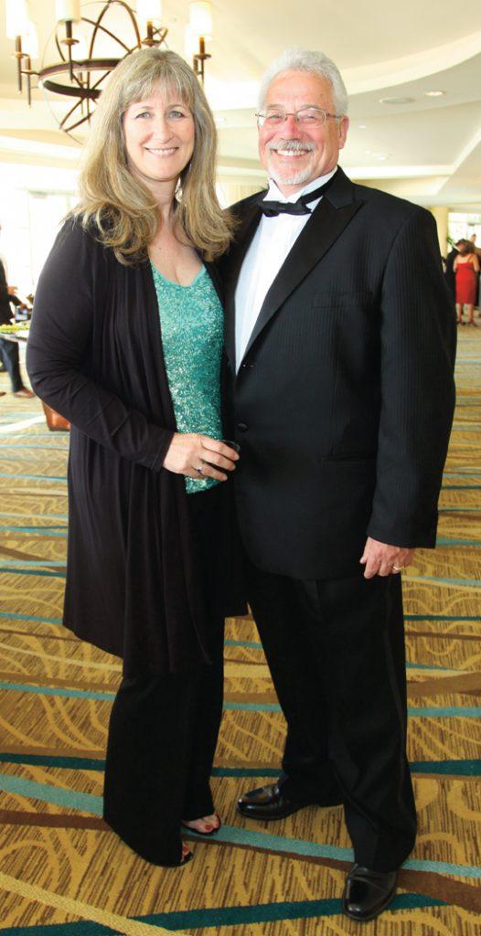 Michelle Reddy and Bob Dillon.JPG