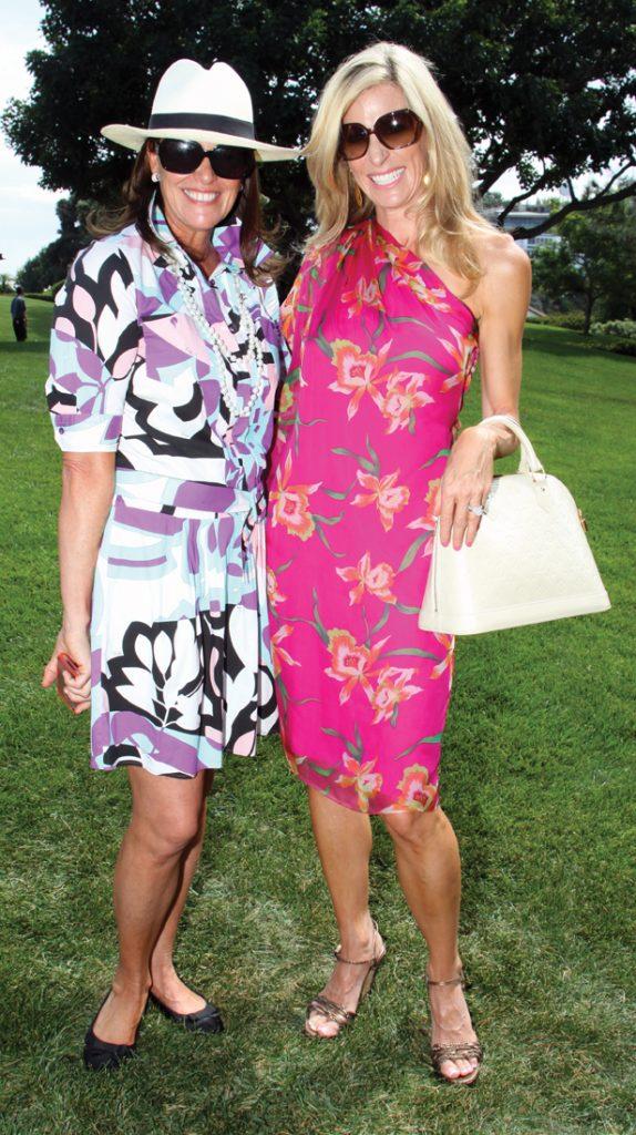 Michelle Weinger and Genta Luddy.JPG