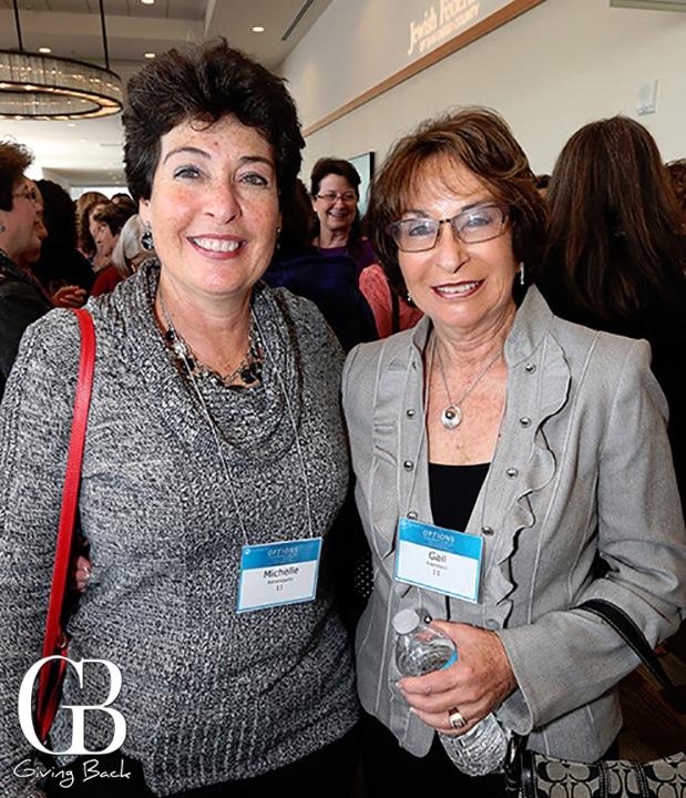 Michelle Abramowitz and Gail Adelstein