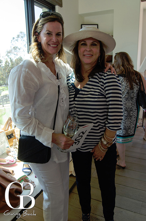 Michelle Weinger and Joani Wafer