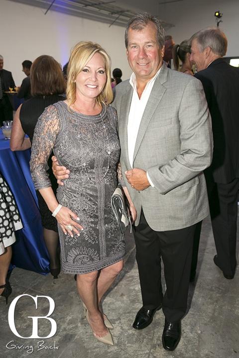 Michelle and Bob Lamkin