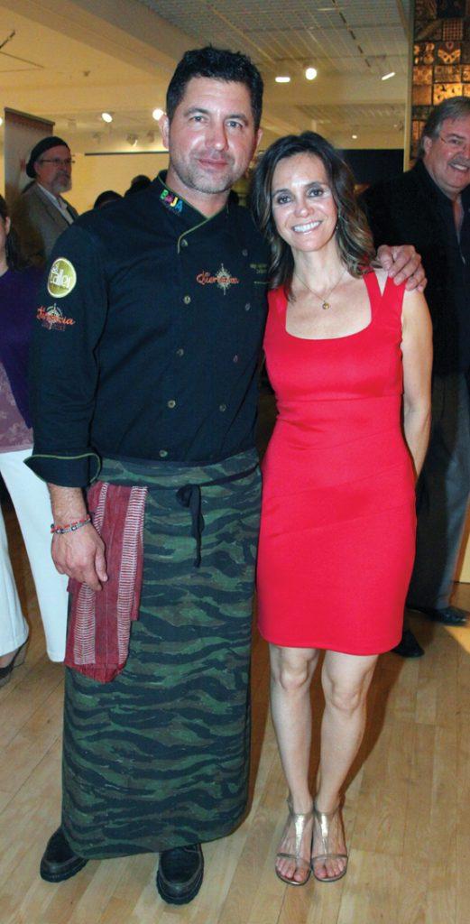 Miguel Angel Guerrero y Johanna Saretzki.JPG
