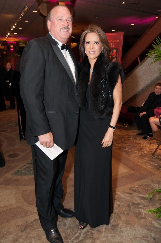 Mike and Rocio Flynn