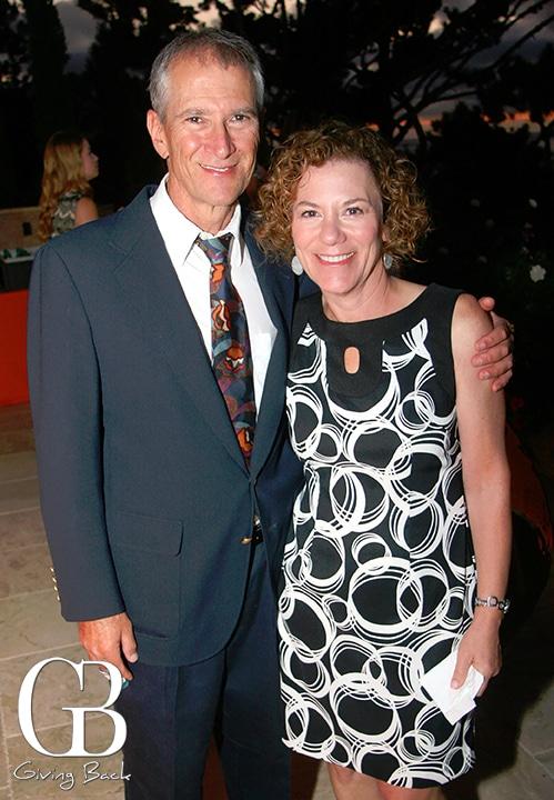 Mike Goldman and Barbara Mandel