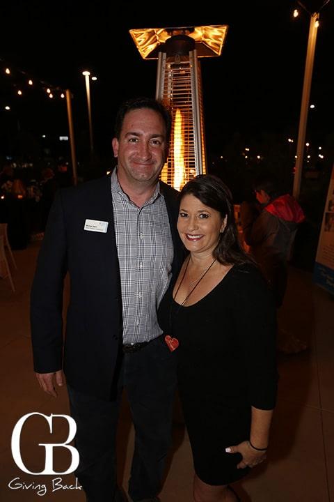 Mike Stern and Kira Finkenberg