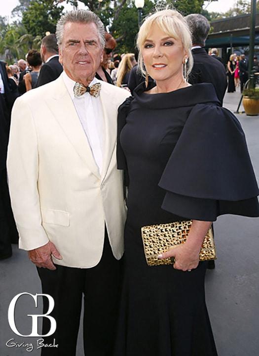 Mike and Martha McKinnon