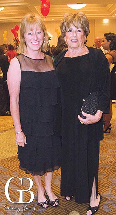 Mindy Jarvis and Irene Simon