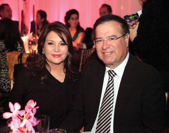 Minerva y Arturo Gonzalez
