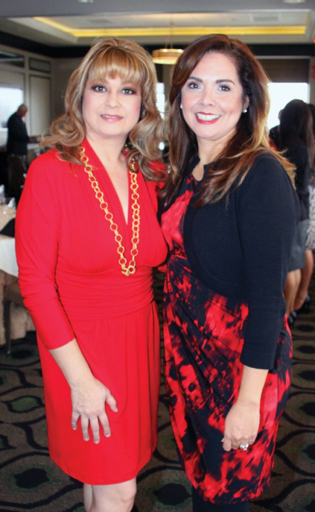 Minnie Rzeslawski and Linda Sotello.JPG
