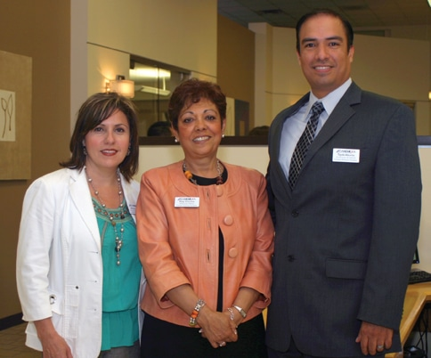 Mireya Durazo, Paty Ciccone and Tayde Aburto.JPG