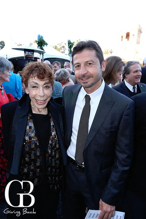 Miriam Summ and Jacopo Annese