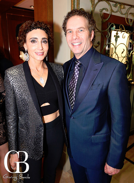 Miriam and David Smotrich
