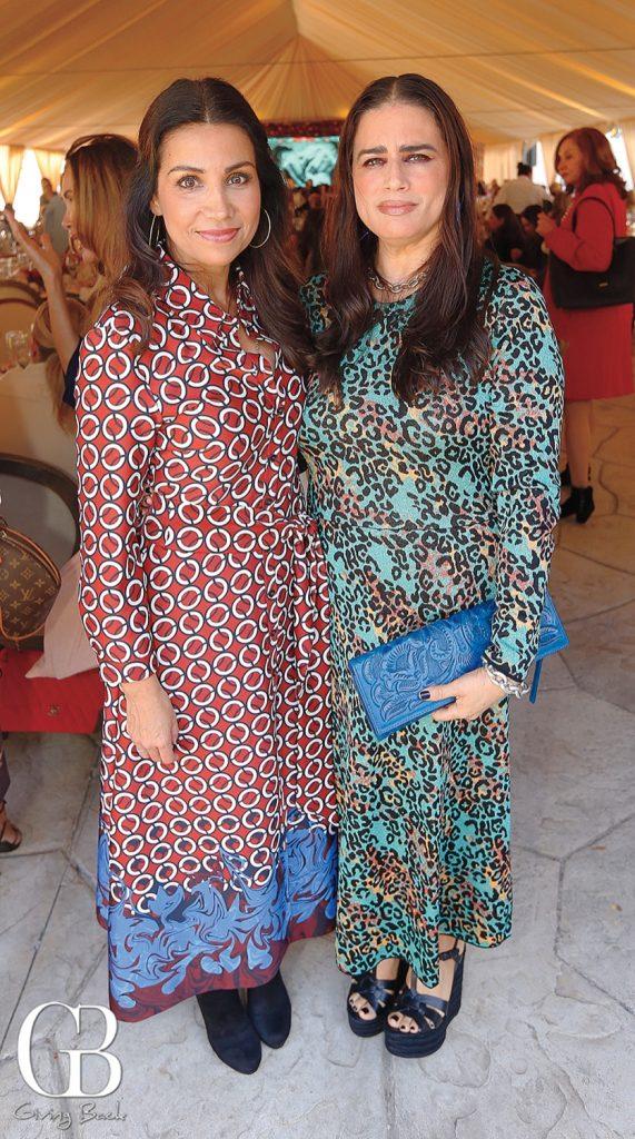 Mirna Lisa Fimbres and Belinda Fimbres