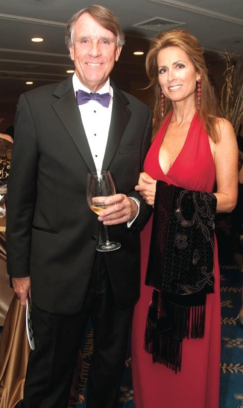 Mitch and Patricia Woodbury