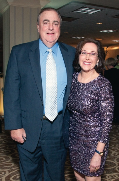 Mitchell and Julie Dubick