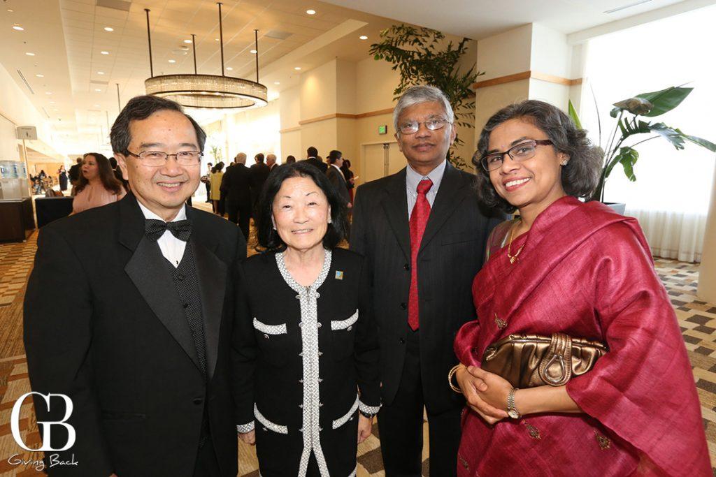 Mitsuo Tomita  Margaret Iwanaga Penrose  Nuwan Nanayakkara and Chamu Sundaramurthy