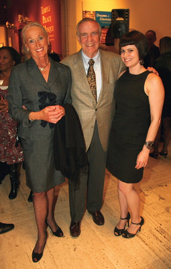 Mo and Charlie King with Molly Puryear.JPG