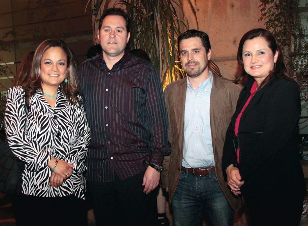 Monica Casillas, Mauricio Fernandez, Ivan Garza and Marissa Casillas.JPG