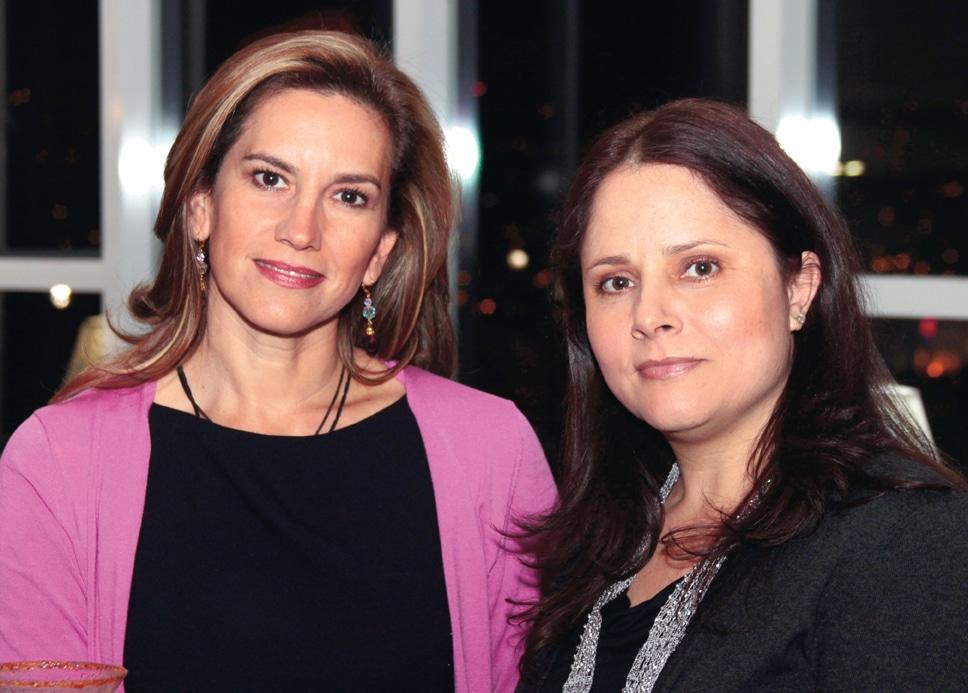 Monica Medrano y Magali Ramirez