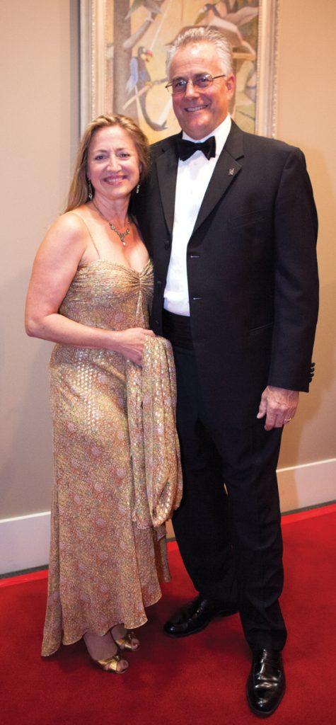 Monica and Robert Oder