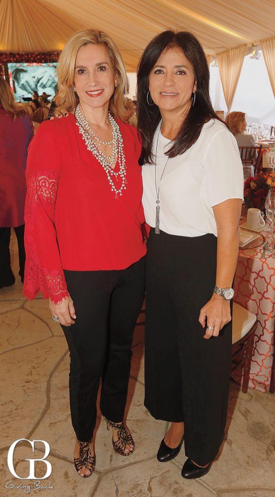 Monica Medrano and Veronica Castellanos