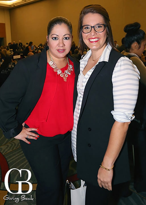 Monica Montano and Jill Monroe