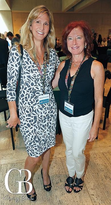 Monica Piepenkotter and Paige Wisdom
